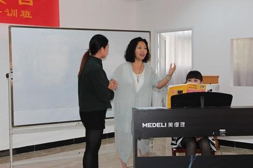 10月25日培训教师 黄慧慧