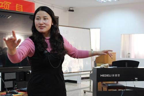 10月26日培训教师 尚永娜