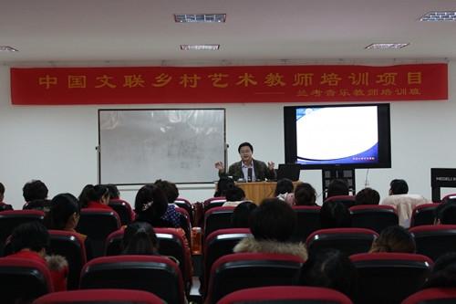 10月29日文艺志愿艺术家 河南大学艺术学院教授袁凯